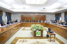 الحكومة الموريتاني