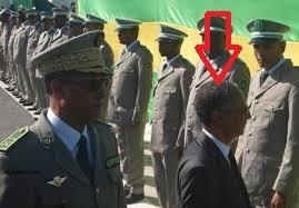 الوزير محمد ولد كمبو في زيارة سابقة للجمارك