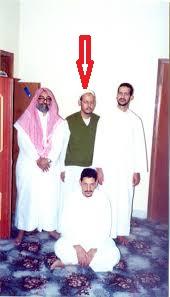 آخر صورة التقطت للمرحوم جمال ولد الحسن أياما قبل وفاته ـ رحمه الله تعالى ـ