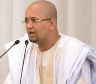 أحمد ولد أهل داوود / وزير الشؤون الإسلامية و التعليم الأصلي