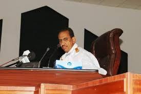 النائب الأول لرئيس الجمعية الوطنية الموريتانية