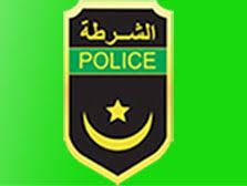شعار الشرطة الموريتانية