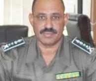 الفريق  سلطان ولد لسواد قائد اركان الدرك الوطني