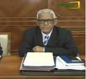 معالى وزير العدل الموريتاني الأستاذ: ابراهيم ولد داداه