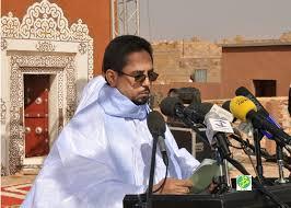 الناطق باسم الحكومة الموريتانية / محمد الأمين ولد الشيخ