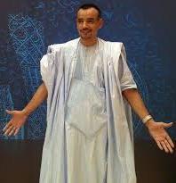 الشاعر الفتى الأريب اللبيب الأمير / الشيخ ولد بلعمش ـ طيب الله ثراه ـ