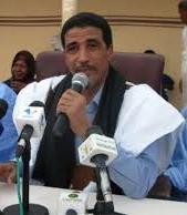 الرئيس الدوري للمنتدى الوطني للديمقراطية و الوحدة المعارض / محمد ولد مولود