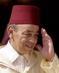 العاهل المغربي الملك  الراحل الحسن الثاني ـ رحمه الله تعالى ـ