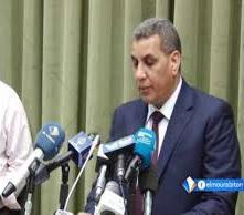 د محمد ولد اعلادة المدير العام  للمدرسة الوطنية للإدارة والصحافة والقضاء