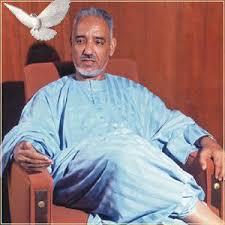 الرئيس المؤسس المرحوم الأستاذ / المختار ولد داداه