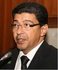 معالي الوزير سيدي محمد ولد محم / الناطق الرسمي باسم الحكومة