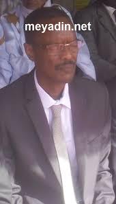 وزير العدل الموريتاني / جا مختار ملل