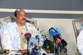 في مؤتمر صحفي للرئيس السابق عزيز صرح فيه لوضعية المالية يوم تسليمه للحكم