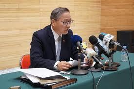 السيد زانج اجيان اديانغ / السفير الصيني بانواكشوط