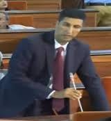 النائب البرلماني الشاب العصامي الداه صهيب