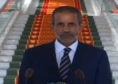 المهندس اسماعيل ولد بده ولد الشيخ سيدي / الوزير الأول الموريتاني