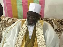 الخليفة العام للطريقة التجانية الإبراهيمية الشيخ أحمد التيجانى انياس في ذمة الله