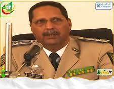 اللواء بلاهي ولد أحمد عيشه / القائد العام لاركان الدرك الوطني