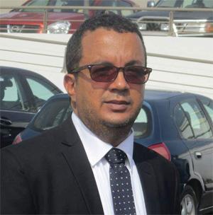 الباحث والخبير فى شؤون غرب افريقيا  / اسماعيل  يعقوب   الشيخ سيديا