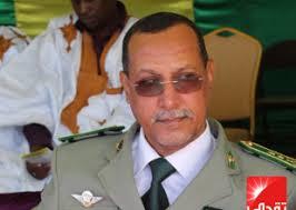 الجنرال الداه ولد المامي / المدير العام للجمارك الموريتانية