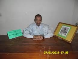 فضيلة القاضى أحمد عبدالله / وكيل الجمهورية بمحكمة انواكشوط الغربية