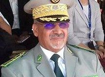 الفريق / محمد ولد مكت المدير العام للأمن الوطني