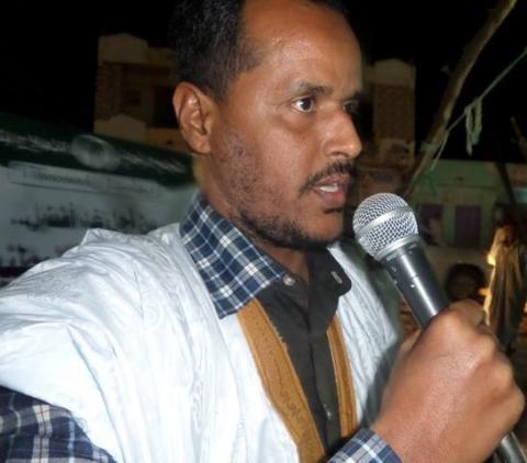 الأستاذ: محمدن ولد الربانى