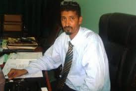 د / حمود ولد فاضل مدير الصيدلة بوزارة الصحة