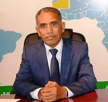 الأستاذ الدكتور السفير : ازيد بيه ولد محمد محود