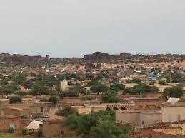 صورة من مدينة النعمة التاريخية