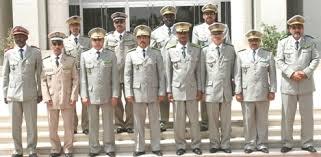 جنرالات موريتانيا