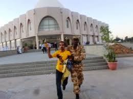 عبد الرحمن ولد سيدي محمد ولد السنهوري اثناء اعتقال سابق