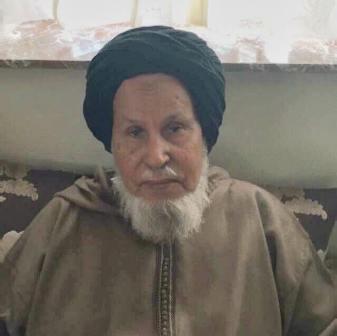معالي الوزير الوالد عبدالله ولد الشيخ ولد أحمد محمود ـ رحمه الله تعالى ـ