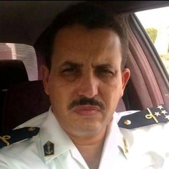 الرائد بحري / أحمد ولد حسنه