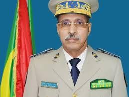 الفريق مسغارو ولد اقويزي / المدير العام للأمن الوطني
