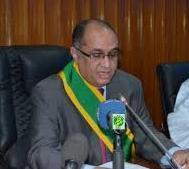 محسن ولد لحاج / رئيس مجلس الشيوخ