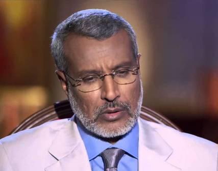 الرئيس صالح ولد حنن