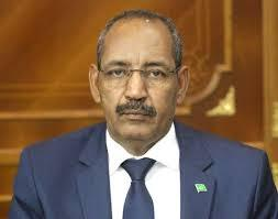 وزير الداخلية  أحمدو ولد  عبدالله /  مهندس الزيارات الكرنفالية