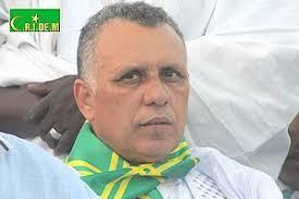 النقيب أحمد سالم ولد بوحبينى