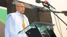 الرئيس الموريتاني المنتخب / محمد ولد الشيخ محمد أحمد ولد الغزواني