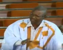 النائب في البرلمان الموريتاني / الشيخ ولد امبارك