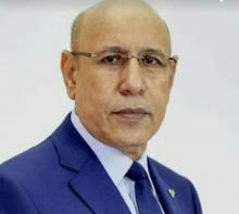 الرئيس محمد ولد الشيخ محمد أحمد ولد الغزواني