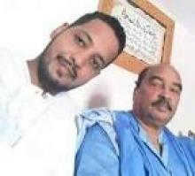 """الشاب محمدعالي  في اجتماع سابق مع الرئيس """" عزيز """""""