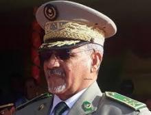 الفريق محمد ولد مكت / المدير العام للأمن الوطني