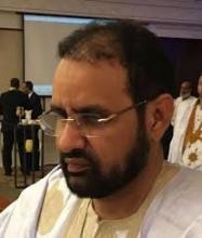 السيد محمد سالم  ابو عبد الرحمن / الفائز بمقاولة خدمة الحجاج الموريتانيين لعام 1441 هـــ