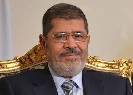 الرئيس المصري الأسبق محمد مرسي ـ رحمه الله تعالى ـ