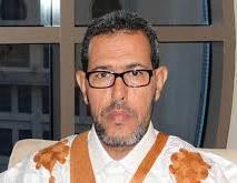 الحسن ولد محمد / زعيم  مؤسسة المعارضة الديمقراطية الموريتانية