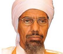 إمام الحامع السعودي / أحمدو لد لمرابط ولد حبيب الرحمن