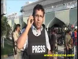 مراسل قناة العربية  الخليل ولد اجدود