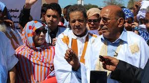 أحمدو ولد اياهي /  رئيس  مبادرة مليون توقيع لمأمورية ثالثة